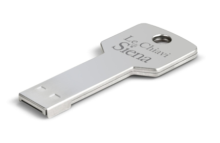 chiavetta usb le chiavi di siena